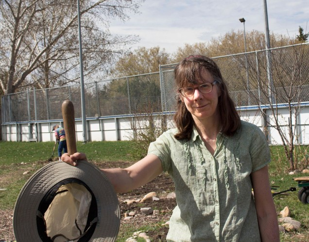Christine Watts Parkallen Community Garden Director 2017